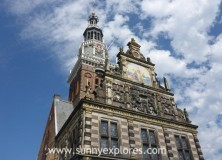 Alkmaar, City of Cheese in Holland