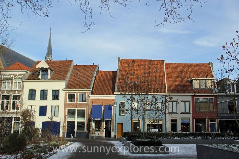What to see in Deventer in Holland?