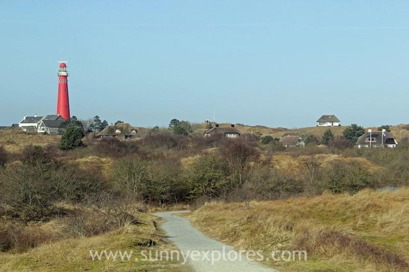 What to see on the island Schiermonnikoog in Holland