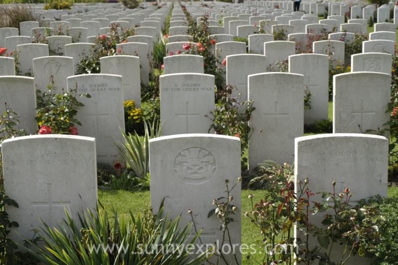 First World War Battlefield Tour in Flanders Belgium