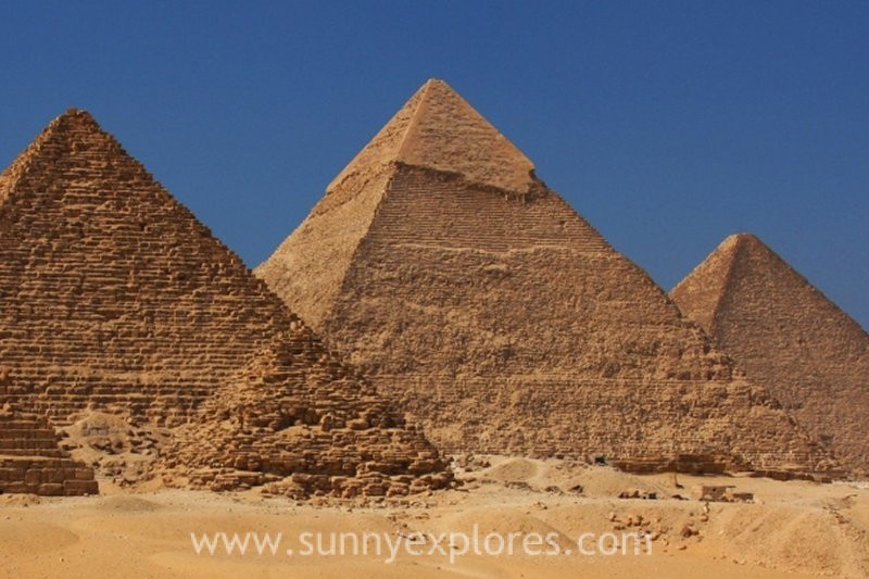 Pyramids and temples: Egypt for first-timers