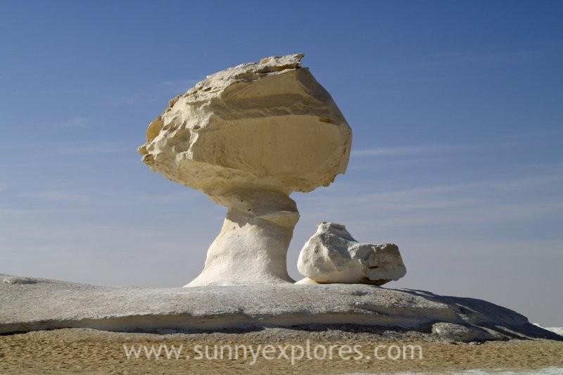 Exploring Farafra Oasis in Egypt's Western Desert