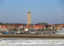 Winter magic at the Dutch island Terschelling