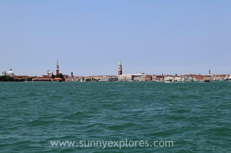 Venice, city by the sea