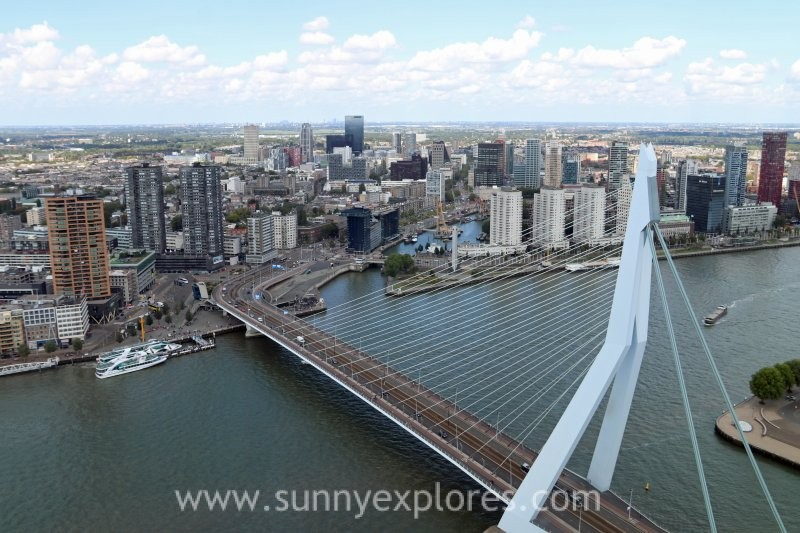What to see and do in Rotterdam in the Netherlands