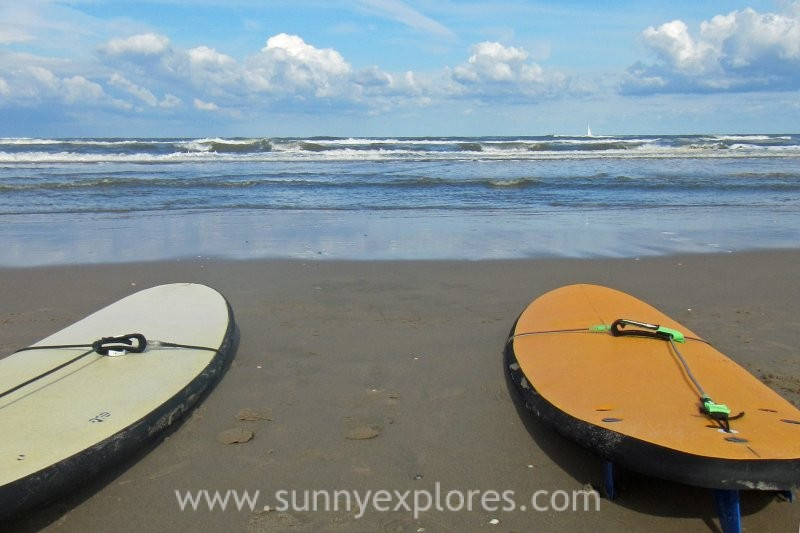 Tips to learn how to surf