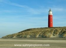 Exploring the Dutch waddenisland Texel