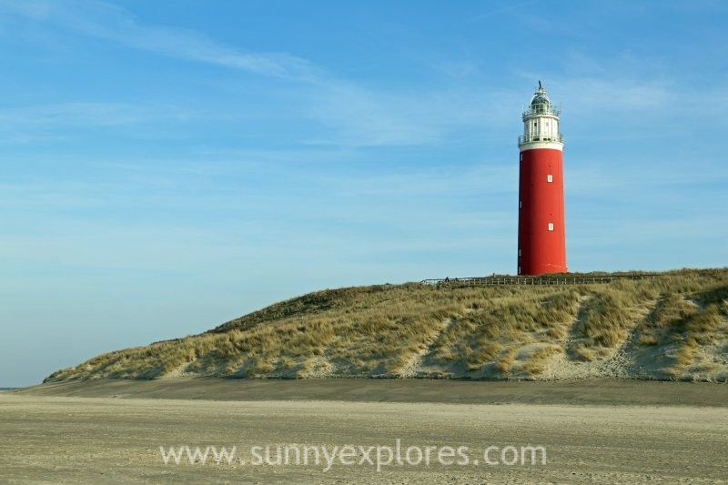 Exploring the Dutch waddenisland Texel
